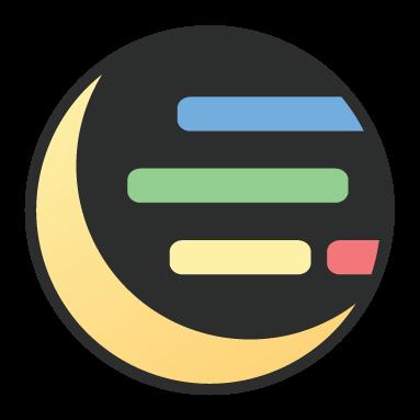New Moon Syntax Theme